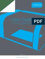 Robox User Manual v1.2