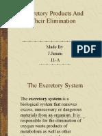 Excretory Products