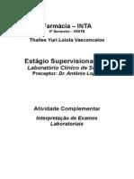 Inter. Laboratorial.