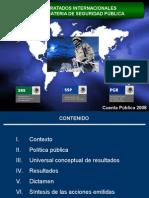 Tratados Internacionales Seguridad Publica