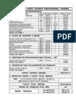 Tabela de Honorarios Profissionais 2015 IBEC 9