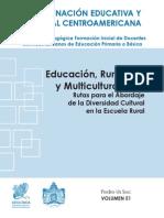 Volumen 51 - Educación, Ruralidad y Multiculturalidad Rutas para el Abordaje de la Diversidad Cultural en la Escuela Rural.pdf