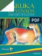 Taruka La Venada Literatura Oral Kichwa