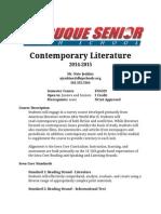 contemporarylitsyllabus