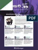 Boletin Oracion CCH Mayo 2015