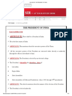 KALYAN SIR_ THE PRESIDENT OF INDIA.pdf