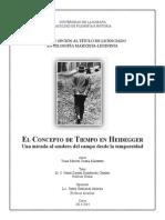 El concepto de tiempo en Heidegger.pdf