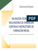 Perfil Del Facilitador Instructor