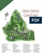 2014 Grace Campus Map