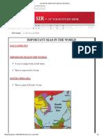 KALYAN SIR_ IMPORTANT SEAS IN THE WORLD.pdf
