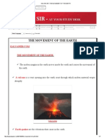 KALYAN SIR_ THE MOVEMENT OF THE EARTH.pdf
