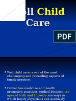 K - 39 Well Child & Adult Care