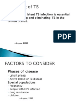 treatment of tb ppt