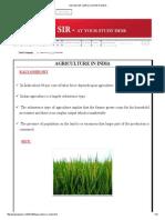 KALYAN SIR_ AGRICULTURE IN INDIA.pdf