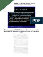 domain b- artifact 1 assessments