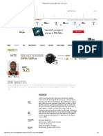 Breshad Perriman Draft Profile – NFL