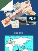 Economía de los Bizantinos.