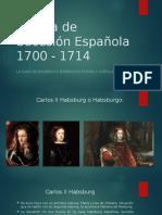 Guerra de Sucesión Española 1700 1714 (2)