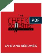 CVs_Resumes Cheeky Scientist