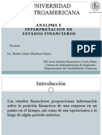 Analisis e Interpretacion de Estados Financiero Unilate Gfcp1