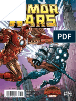 Secret Wars Armor Wars 1:2 Exclusive Preview