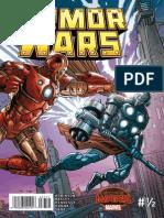 Secret Wars Armor Wars 1:2 Exclusive Preview