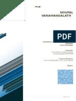 Noufal Varamangalath CV
