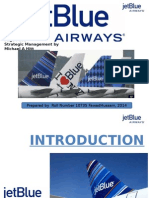 JetBlue Marketing and HR Solutions