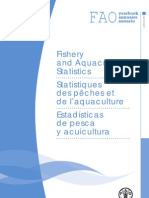 FAO Fisheries and Aquaculture Yearbook 2007