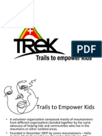TRails to Empower Kids