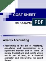 Cost Sheet FINAL