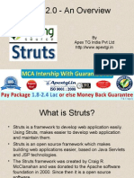 Struts-2.0 - A Quick Overview