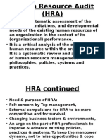 Human Resource AuditPPT 2012