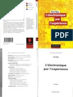 [FR] L'Électronique Par l'Experience - DUNOD - Pierre Mayé - Edt Mars 2004 by Pulsar Lab