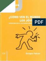 CJ 106, ¿Cómo Ven El Mundo Los Jóvenes? - Enrique Falcón