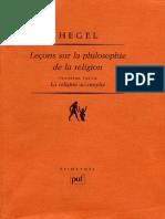 HEGEL-Lecons sur la Philosophie de la Religion.pdf
