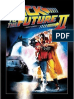 Back to the Future Part II Story Treatment