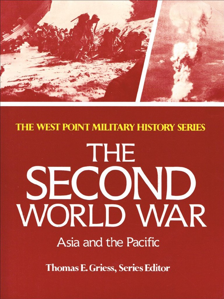 The Second World War - Asia and the Pacific | Empire Of Japan | Guadalcanal  Campaign