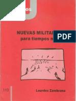 CJ 110, Nuevas Militancias Para Tiempos Nuevos - Lourdes Zambranohhhh