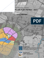 Patna Master Plan Report - Patna Planning Area