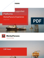 Conductor Supported Platforms