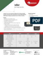 Brosur Solar Charge Controller EP Solar PWM LandStar