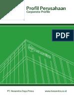 Profil Perusahaan PT Hexamitra Daya Prima