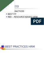 2 PSDM Best Practice