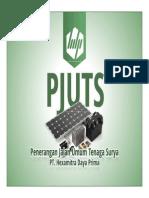 Presentasi PJUTS