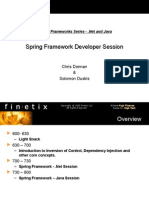 Spring Framework Presentation.ppt