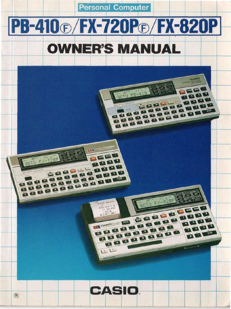 Casio fx 9850g manual arts