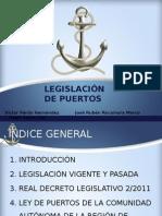 Presentación Puertos, Seguridad y Salud