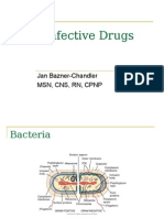 Anti Infective Drugs