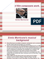 film composer powerpoint